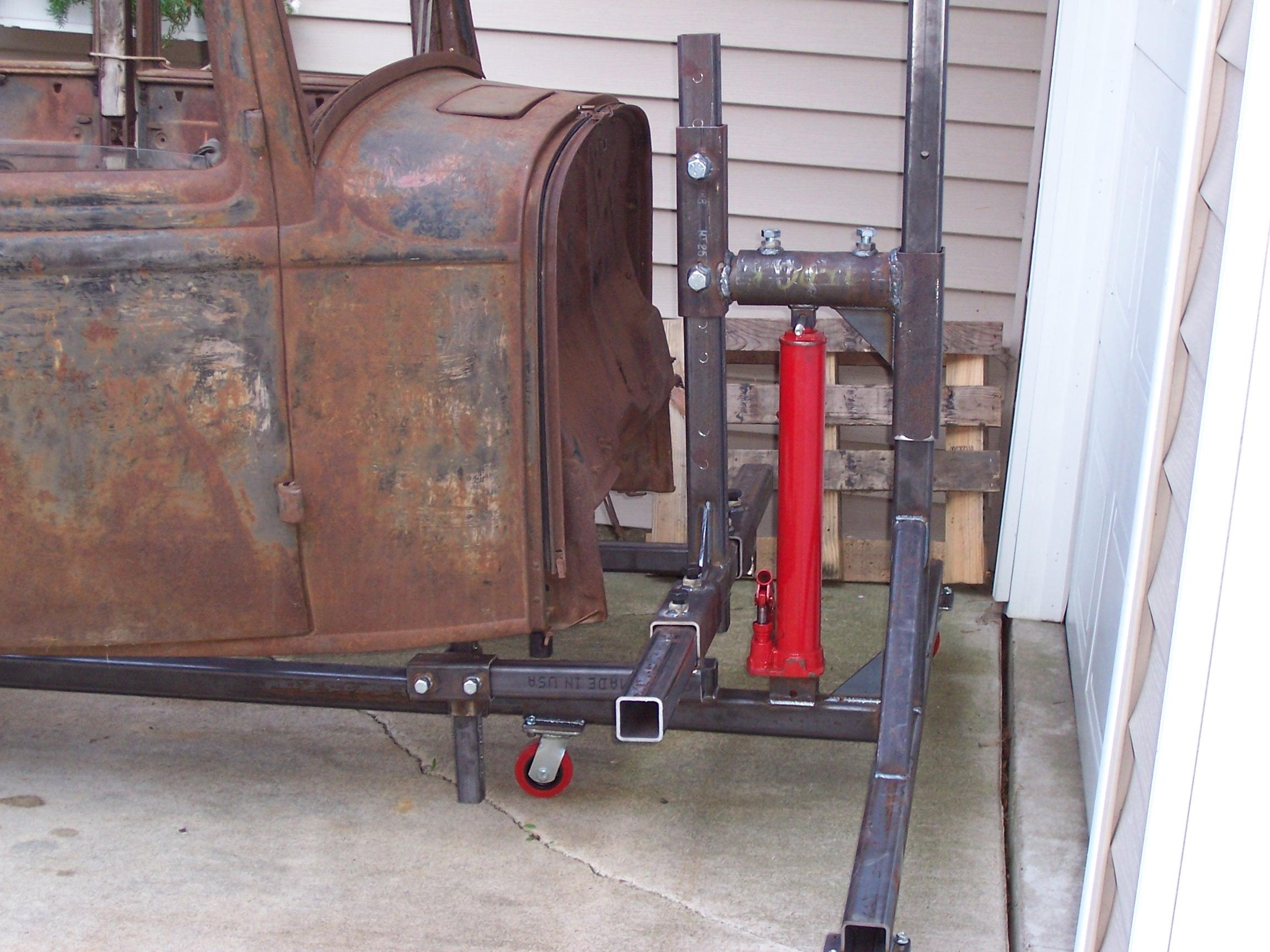 Auto Rotisserie Archives Free Auto Rotisserie Plans Car Rotisserie Plans