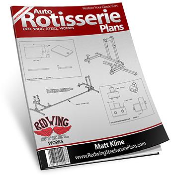 Free Auto Rotisserie Plans Free Auto Rotisserie Plans Car Rotisserie Plans