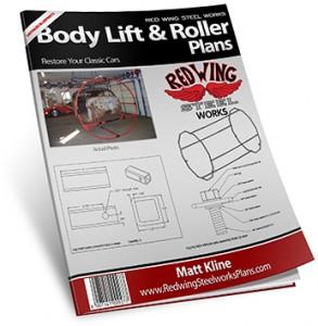 Body Lift & Roller Plans